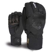 Level Tornado CF Gloves, Black, medium