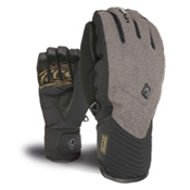 Level Tornado CF Gloves, Tartan Grey, medium
