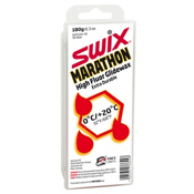 Swix White Marathon Glide - 180g Race Wax, , medium