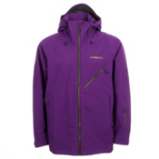 Patagonia Untracked Mens Shell Ski Jacket, Purple, medium