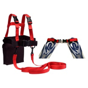 Lucky Bums Ski Trainer Plus Easy Wedge 2014, , medium