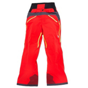 Spyder Nordwand Mens Ski Pants (Previous Season), Volcano-Slate-Bryte Lime, medium