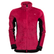 KJUS Ruby Fleece Womens Jacket, Pink Rose, medium