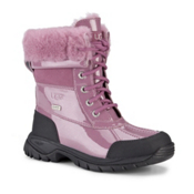 UGG Australia Butte Girls Boots, Dark Dusty Rose,