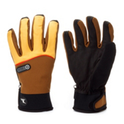 Grandoe Cooper Gloves, Palomino-Chestnut, medium