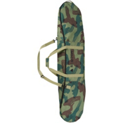 Burton Space Sack 166cm Snowboard Bag 2016, Denison Camo, medium