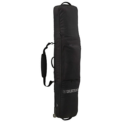 Burton Wheelie Gig 166cm Snowboard Bag 2017, True Black, viewer