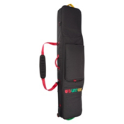 Burton Wheelie Gig 166cm Snowboard Bag 2017, Rasta, medium