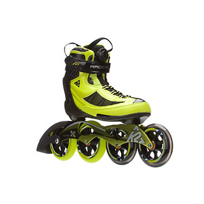 K2 Radical X Boa Inline Skates 2016, Lime-Black, viewer