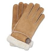 UGG Bailey Womens Gloves, Chestnut, medium