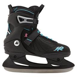K2 Andra Womens Ice Skates, Black-Blue, 256