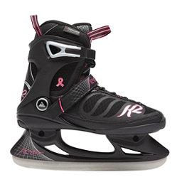 K2 Alexis Womens Ice Skates, Black-Pink, 256