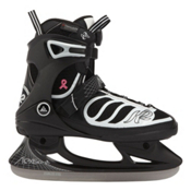K2 Alexis Ice Boa Womens Ice Skates, Black-White, medium
