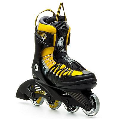 K2 SK8 Hero X Boa Adjustable Kids Inline Skates, , large