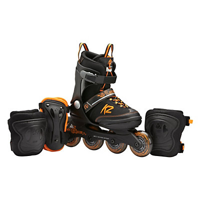 K2 Raider Pro Pack Adjustable Kids Inline Skates 2014, , large