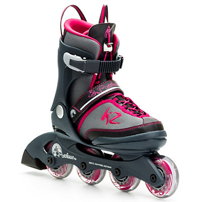 K2 Marlee Pro Adjustable Girls Inline Skates, , large