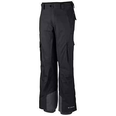 Columbia Ridge Run II Big Mens Ski Pants, Black, viewer