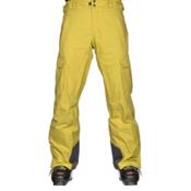 Columbia Ridge Run II Big Mens Ski Pants, Mineral Yellow, medium