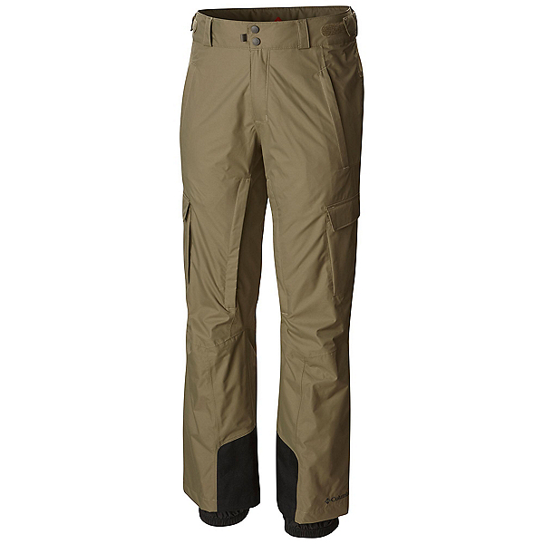 Columbia Ridge Run II Big Mens Ski Pants, Sage, 600