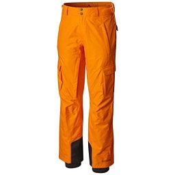 Columbia Ridge Run II Big Mens Ski Pants, Solarize, 256