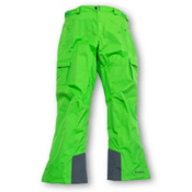 Columbia Ridge 2 Run II Tall Mens Ski Pants, Cyber Green, medium