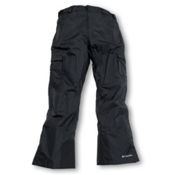 Columbia Ridge 2 Run II Tall Mens Ski Pants, Black, medium