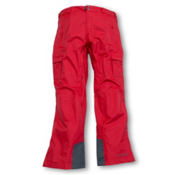 Columbia Ridge 2 Run II Tall Mens Ski Pants, Bright Red, medium