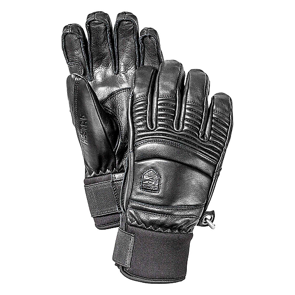 Hestra Fall Line Gloves, Black, 600