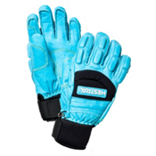 Hestra Vertical Cut Freeride Gloves, Turquoise, medium