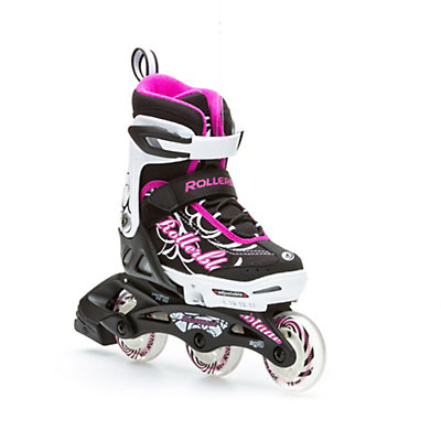 Rollerblade Spitfire XT Adjustable Girls Inline Skates, , viewer
