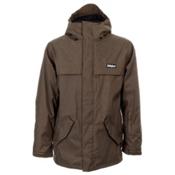 ThirtyTwo Sonora Mens Shell Snowboard Jacket, Chocolate, medium
