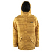 ThirtyTwo Sonora Mens Shell Snowboard Jacket, Gold, medium