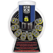 Boss 608 ABEC 5 Skate Bearings, , medium
