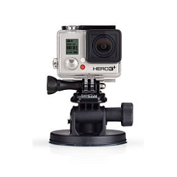 GoPro Suction Cup Mount, , 256