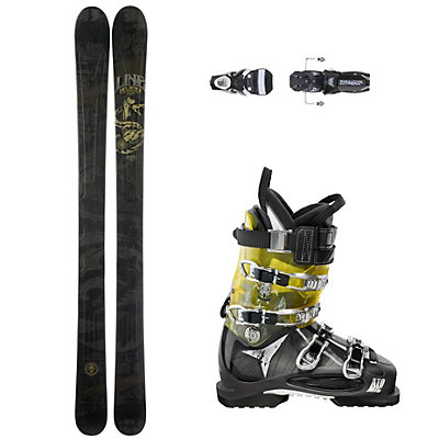 Line Influence 115 and Atomic Tracker 130 Ski Package, , large