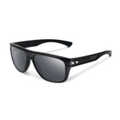 Oakley Breadbox Polarized Sunglasses, Polished Black, medium