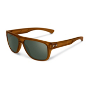 Oakley Breadbox Sunglasses, Matte Dark Amber, medium