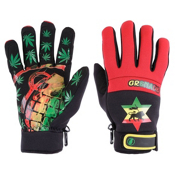 Grenade Bob Gnarley Gloves, , medium
