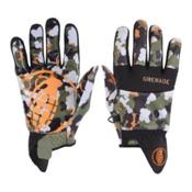 Grenade Trooper CC935 Gloves, Army, medium
