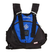 Stohlquist Edge Adult Kayak Life Jacket 2014, Royal, medium