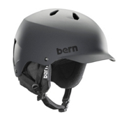 Bern Watts EPS Helmet, Matte Grey, medium