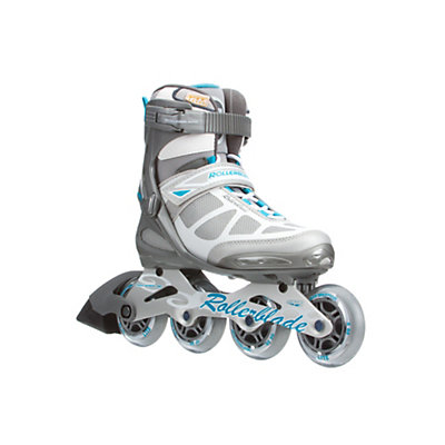 Rollerblade Spark 80 Alu Womens Inline Skates, , viewer