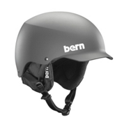 Bern Baker Hard Hat, Matte Grey, medium