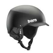 Bern Baker Hard Hat, Matte Black, medium