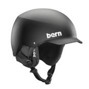 Bern Baker Hard Hat, Matte Black, medium