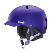 Bern Lenox Womens Hard Hat, Matte Purple, medium