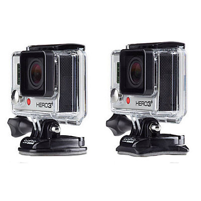 GoPro Flat + Curved Adhesive Mounts, , viewer