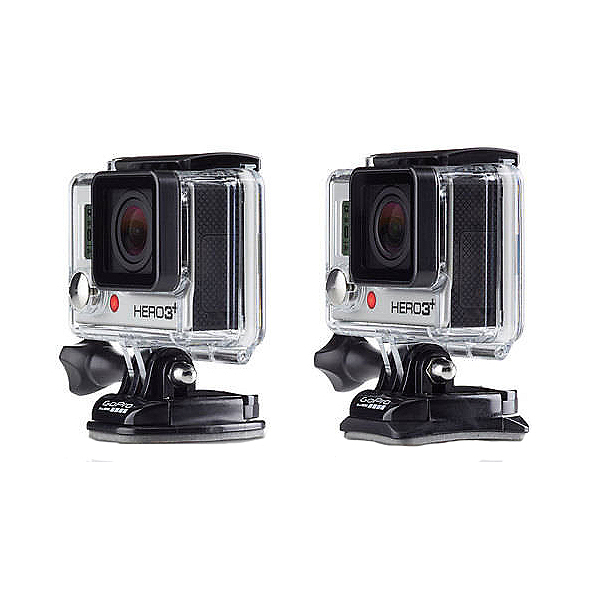 GoPro Flat + Curved Adhesive Mounts 2017, , 600