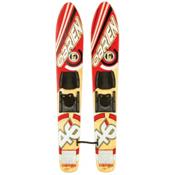 O'Brien Wake-Star Junior Combo Water Skis With Bindings 2017, , medium