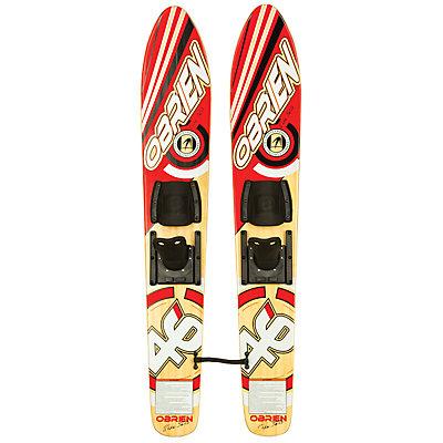 O'Brien Wake-Star Junior Combo Water Skis With Bindings 2017, , viewer
